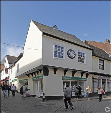 Colchester, 37 Long Wyre Street - 1,563 SF High Street