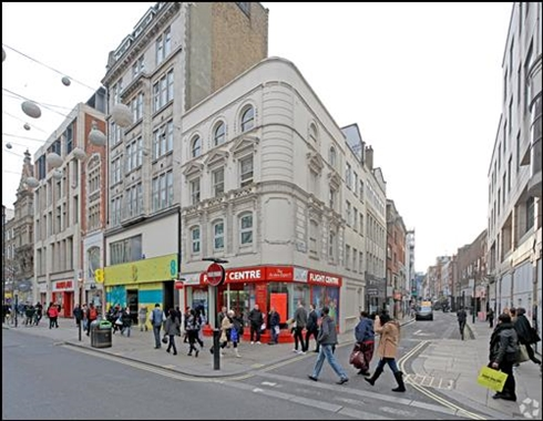 London, 33 Poland - 800 SF High Street