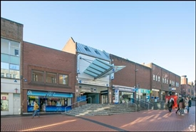 1,423 SF Shopping Centre Unit for Rent  |  48 Park Mall, Walsall, WS1 1YS