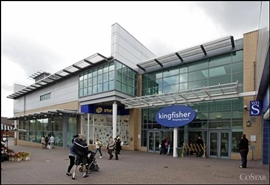 1,328 SF Shopping Centre Unit for Rent  |  Kingfisher Shopping Centre, Redditch, B97 4HJ