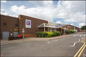1,218 SF Shopping Centre Unit for Rent  |  27, Kingdom Shopping Centre, Glenrothes, KY7 5NU