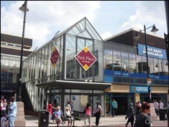 891 SF Shopping Centre Unit for Rent  |  Unit 25, Walsall, WS1 1NP