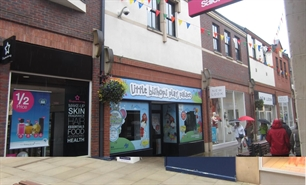 995 SF Shopping Centre Unit for Rent  |  Unit 19, Prince Bishops Shopping Centre, Durham, DH1 3UJ