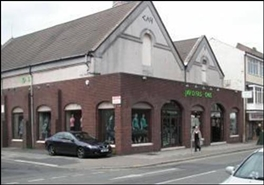 2,600 SF High Street Shop for Rent  |  75 Coronation Street, Blackpool, FY1 4PD