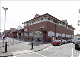2,784 SF Shopping Centre Unit for Rent  |  Unit 12, Cannock Shopping Centre, Cannock, WS11 1WS