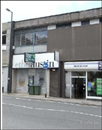2,331 SF High Street Shop for Rent  |  24 Market Street, Stoke On Trent, ST3 1BX