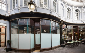 468 SF High Street Shop for Rent  |  31 Morgan Arcade, Cardiff, CF10 1AF