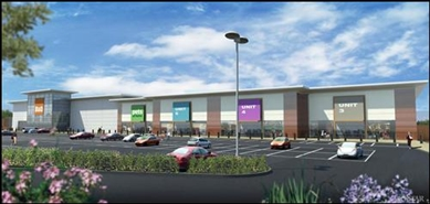 6,000 SF Retail Park Unit for Rent  |  Unit 1, Penrith, CA11 7EH