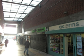 594 SF Shopping Centre Unit for Rent  |  Unit 5, Fox And Goose Shopping Centre, Birmingham, B8 2EP