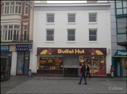 2,527 SF High Street Shop for Rent  |  45 - 47 Gallowtree Gate, Leicester, LE1 5AD