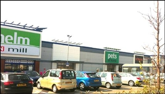 7,500 SF Out of Town Shop for Rent  |  High Point Retail Park, Hartlepool, TS24 0XR