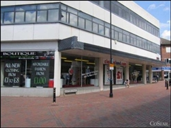 1,881 SF High Street Shop for Rent  |  18 Princes Street, Stafford, ST16 2BN