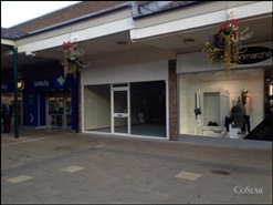1,153 SF Shopping Centre Unit for Rent  |  Unit 55, Belvoir Shopping Centre, Coalville, LE67 3PD
