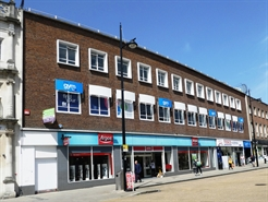 6,060 SF High Street Shop for Rent  |  Unit B- Ground Floor, Southampton, SO14 0BY