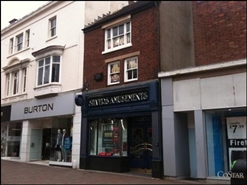 512 SF High Street Shop for Rent  |  17 Gaolgate Street, Stafford, ST16 2BQ