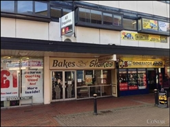 860 SF High Street Shop for Rent  |  16 Princes Street, Stafford, ST16 2BN