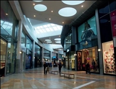 1,808 SF Shopping Centre Unit for Rent  |  Silverburn Shopping Centre, Glasgow, G53 6AG