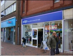1,055 SF High Street Shop for Rent  |  94A Church Street, Bilston, WV14 0AX