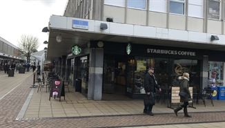1,518 SF Shopping Centre Unit for Rent  |  1 West Walk, Yate, BS37 4AX