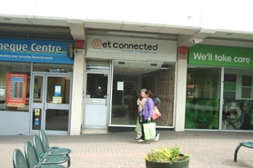 458 SF Shopping Centre Unit for Rent  |  Unit 22 Gwent Shopping Centre, Tredegar, NP22 3EJ