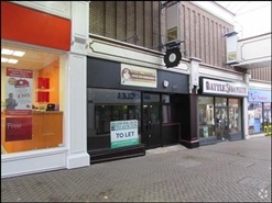 852 SF Shopping Centre Unit for Rent  |  Unit 9, The Stonebow Centre, Lincoln, LN2 1DY