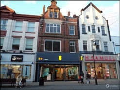 872 SF High Street Shop for Rent  |  56 King Street, South Shields, NE33 1HZ