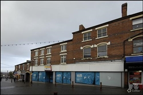 6,214 SF High Street Shop for Sale  |  10B - 14 Bath Street, Ilkeston, DE7 8FB