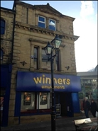 876 SF High Street Shop for Rent  |  58 Low Street, Keighley, BD21 3PT