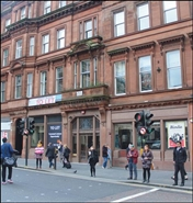2,162 SF High Street Shop for Rent  |  Standard Buildings, Glasgow, G2 6PH