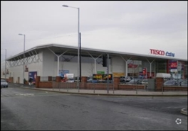 918 SF Out of Town Shop for Rent  |  Unit 1, Tesco Extra, Manchester, M18 8LD