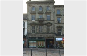 611 SF High Street Shop for Rent  |  Queen Square, Wolverhampton, WV1 1TQ