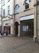 621 SF Shopping Centre Unit for Rent  |  Unit 17, 7 Gomond Street,, Hereford, HR1 2AJ