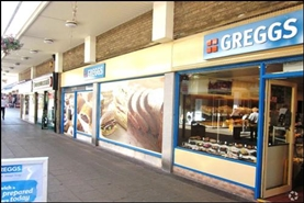 945 SF Shopping Centre Unit for Rent  |  Unit 1h, Belvoir Shopping Centre, Coalville, LE67 3XB