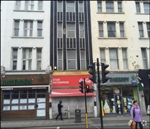 1,260 SF High Street Shop for Sale  |  8 Fulham Broadway, London, SW6 1AA