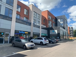 581 SF High Street Shop for Rent  |  Upton District Centre, Northampton, NN5 4DJ