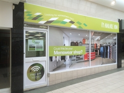 812 SF Shopping Centre Unit for Rent  |  7 Queen Street Shopping Centre, Darlington, DL3 6SH