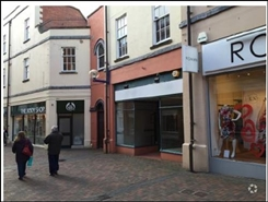 1,184 SF Shopping Centre Unit for Rent  |  Unit 32, Maylord Shopping Centre, Hereford, HR1 2AJ