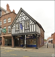 1,090 SF High Street Shop for Rent  |  67 - 69 Foregate Street, Chester, CH1 1HD