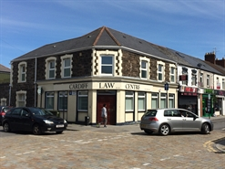 1,306 SF High Street Shop for Rent  |  41 42 Clifton Street, Cardiff, CF24 1LS