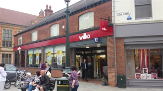 2,948 SF High Street Shop for Rent  |  44a Toll Gavel, Beverley, HU17 9AX