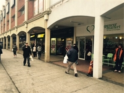 987 SF Shopping Centre Unit for Rent  |  Unit 12, 65 High Street, Castlegate Centre, Stockton on Tees, TS18 1BG