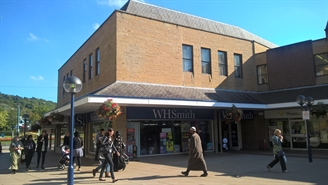 3,455 SF Shopping Centre Unit for Rent  |  Unit 3-5, Princess Of Wales Shopping Centre, Dewsbury, WF12 8EN