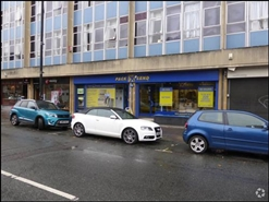 1,800 SF High Street Shop for Rent  |  Unit 3-4, Transom House, Bristol, BS1 6AH