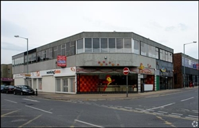 1,320 SF High Street Shop for Rent  |  16 - 18 Red Lion Street, Burnley, BB11 2BX