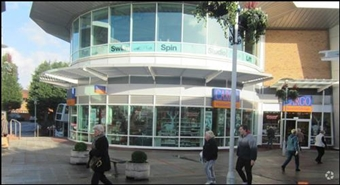 5,088 SF Shopping Centre Unit for Rent  |  Unit 3, Rushes Shopping Centre, Loughborough, LE11 5BE