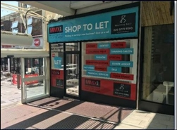 1,160 SF Shopping Centre Unit for Rent  |  Unit 12, County Square Shopping Centre, Ashford, TN23 1YB