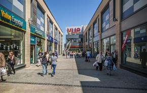 1,307 SF Shopping Centre Unit for Rent  |  B100b, Trinity Square, Gateshead, NE8 1BU