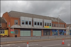 2,000 SF High Street Shop for Rent  |  81 - 89 St Albans Road, Watford, WD17 1SJ