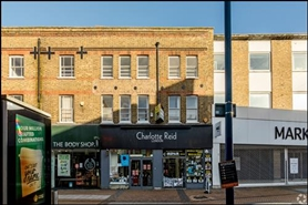 1,101 SF High Street Shop for Rent  |  65 - 67 Clarence Street, Kingston Upon Thames, KT1 1RB