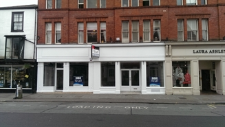 1,213 SF High Street Shop for Rent  |  3/5 New Canal, Salisbury, SP1 2AA